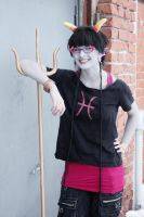 Boring pic of my Meenah Cosplay by Doomega