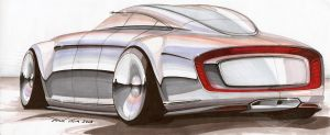 Super Sport Sedan Concept by SeawolfPaul