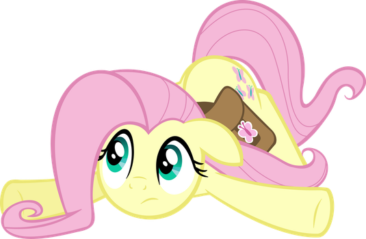 Fluttershy fell..Oh no by littleponyforever