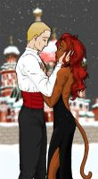 Moscow Snow by PirateChick
