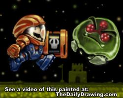 Super Metroid Bros. by video-monki