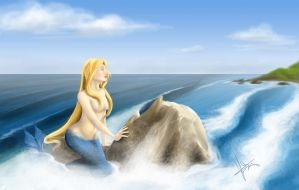 Little Mermaid by Cherie327
