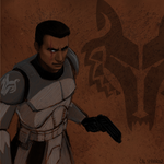 Wolffe by CalSparrow