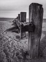 A Line In The Sand by JANorlin