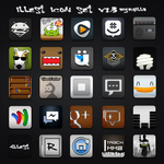 Illest Icon Set v1.3 by kgill77