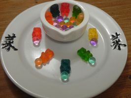 .:Gummi Jewels:. by Kiba154