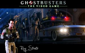 Ghostbusters Game Ray Stantz2 by MartynTranter