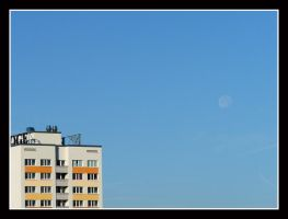 moon over lichtenberg by spiralnudel