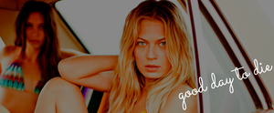 Good Day To Die Banner #2 by InspiringWolves