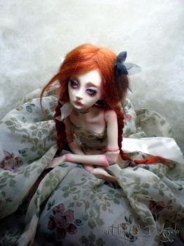 Ball jointed art doll BJD Child's Play by cdlitestudio