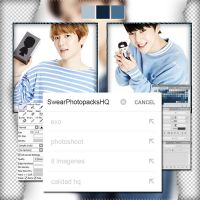 Photopack 310: EXO by SwearPhotopacksHQ