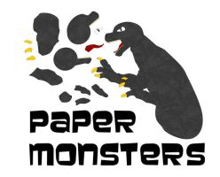 Paper Monsters Preview by Jay13x