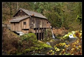 The Grist Mill by futureplug