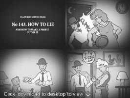 Short Film: How To Lie by Risachantag