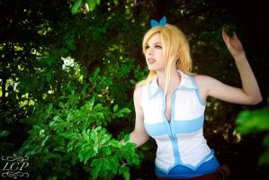 Fairy Tail - Lucy Heartfilia 3 by LiquidCocaine-Photos
