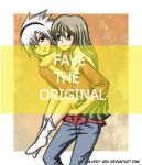 soul and maka by souleater-fc