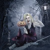 Happy Halloween by vampirekingdom