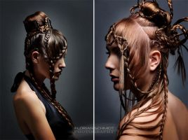 hairliches Styling by Flotograf
