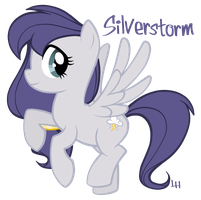 Silverstorm by Astanine
