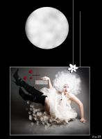 Moon Princess... by viaviolet