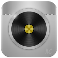 DJ App Icon by rcreatives