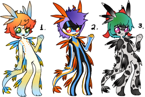 Nudibranch Adopt Auction 2 [CLOSED] by Squidoptables