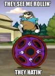 KND Meme: They see me rollin' by Porn1315