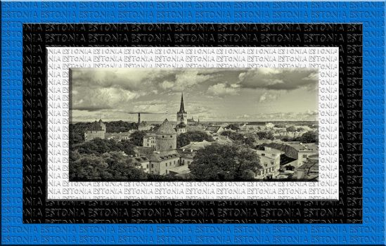 Estonia Tallinn by riazy2k2002