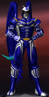 Icon/CoH Costume Concept - Wing Ace Updated Again by mattwo