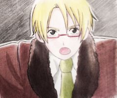 Axis Powers Hetalia - America by naomi-Sakurai18