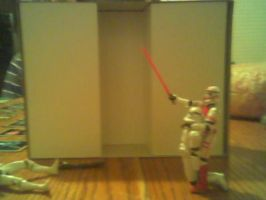 clone trooper theater 3 by man1nblack