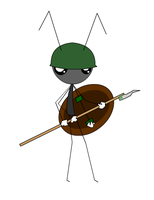 Soldier Ant by that-cat