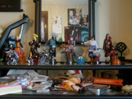 My Figures Collection Complete by Shippudenpro28