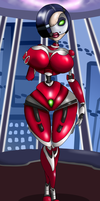 Buxom Bot by ProfessorDoctorC