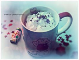 Christmas coffee by Nataschaa