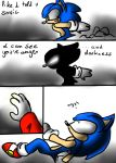 sonic Page 7 by legendthehedgehog