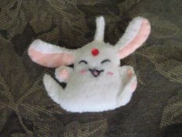Mokona Keychain - Trial 2 by Remembria