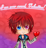Tales of Graces Valentine ~ Asbel by RollingTomorrow
