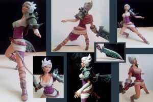 Riven Figurine by AnahitaPhae