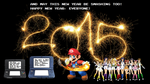 Happy 2015, Everyone! by TheWolfBunny
