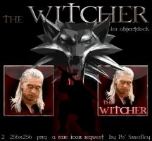 The Witcher for OD by PoSmedley