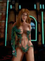 Sarah Pezzini, Witchblade by ThinusvanRooyen