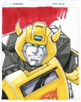 CS bumblebee by markerguru