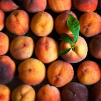 peaches by Moramarth