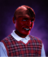 Bad Luck Red by WitchyGmod