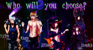 HM- Who will you choose? by Limauu