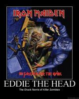 Eddie The Head by louistherogue