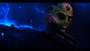 Mass Effect 2 Thane 3 by AgataFoxxx