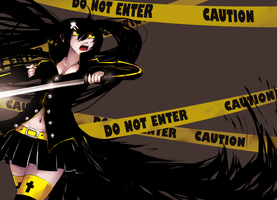 Caution by Nakubi