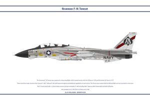F-14A VF-41 1 by WS-Clave